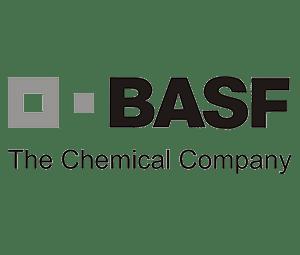 BASF logo color