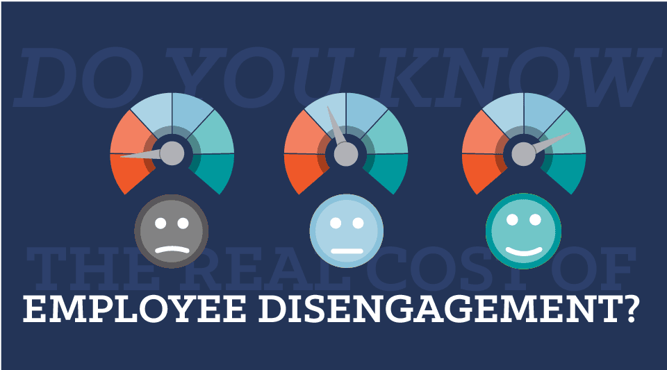 The Real Cost of Employee Disengagement