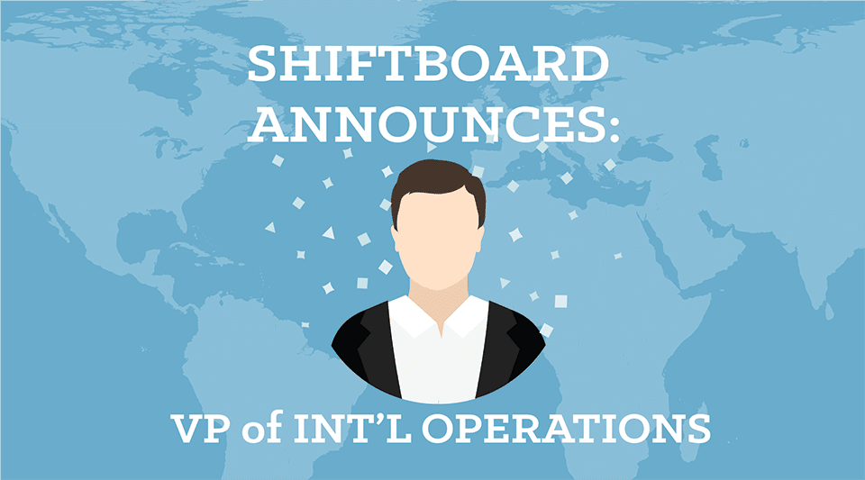Shiftboard Appoints Ian Herbert-Jones as Vice President of International Operations