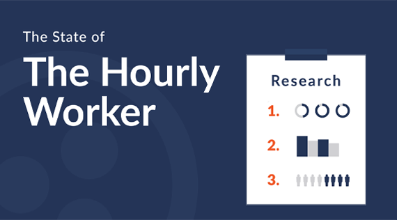 Hourly worker report