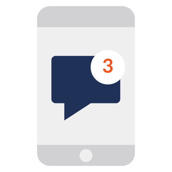 real-time communication icon