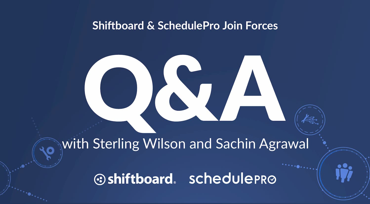 Shiftboard and SchedulePro Join Forces:  Q&A with Sterling Wilson and Sachin Agrawal