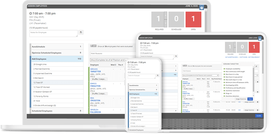 Shiftboard Scheduling Solutions