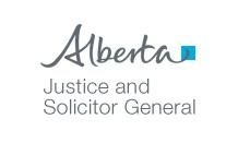 Alberta Justice logo color