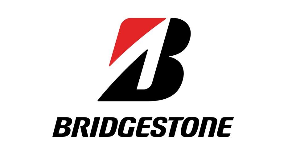 Bridgestone logo color