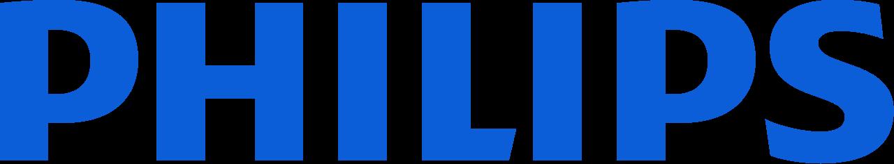 Philips logo color